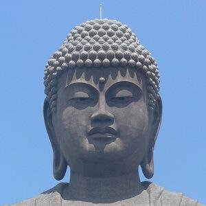 Ushiku Daibutsu (Giant Buddha statue), Ibaraki, Japan