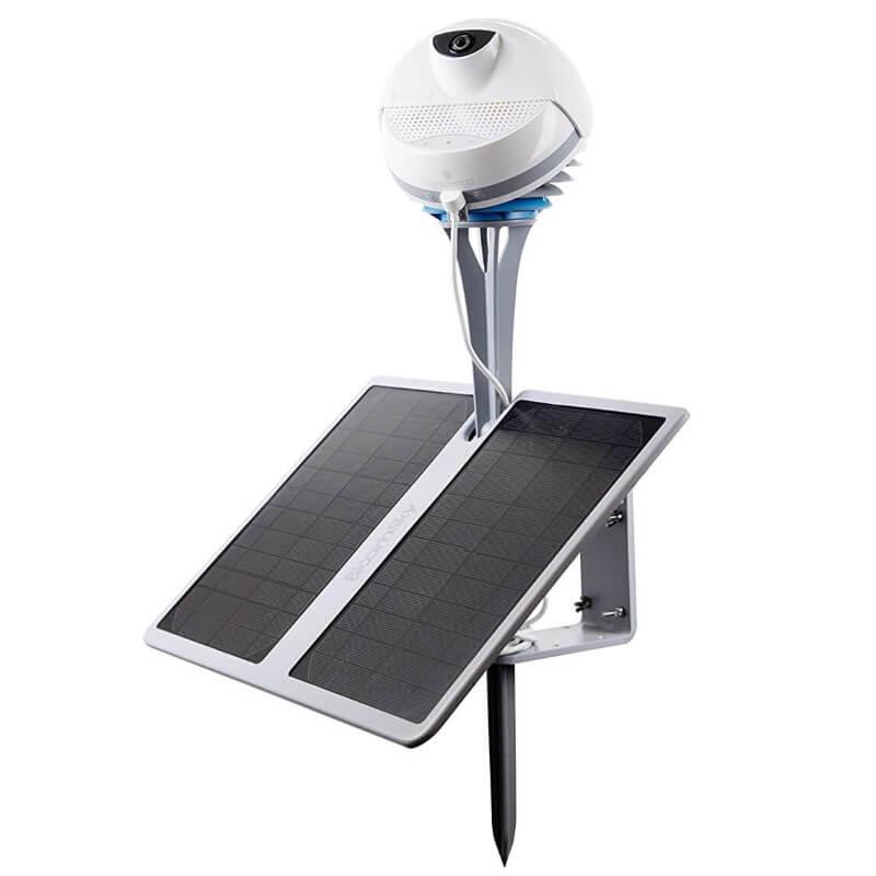 Bloomsky Sky2 Weather Camera Station Solar Panel